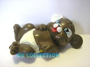 BABY DOG MAGICO PANNOLINO BIANCO CUCCIOLI GIG 1991 -personaggio in pvc 5 cm