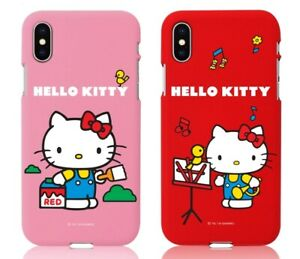 Official Hello Kitty TPU Jelly Phone Case Cover For iPhone X XS MAX XR 8 7 Plus