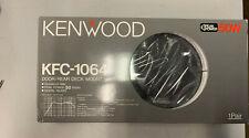 """Kenwood KFC-1064 Door/Rear Deck Mount 4"""" Speaker **NEW** OLD SCHOOL"""