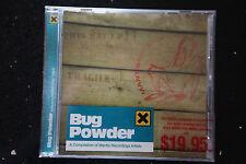 Bug Powder - A Compilation Of Mantis Recording Artists - Atjazz  (REF C60)
