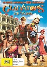 Gladiators Of Rome : NEW DVD
