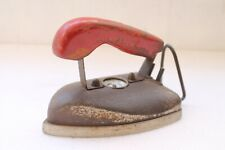 Old Vintage Iron Metal Unique Hand Made Electrical Iron Press NH3456
