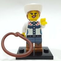 "LEGO Collectible Minifigure #8833 Series 8 ""COWGIRL"" (Complete)"
