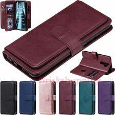 For Xiaomi Redmi Note 8 9 Pro 9s Mi 10 Lite Wallet Card Slot Leather Case Cover