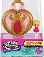 Shopkins Lil' Secrets - Secret Locket - Jewelry Store w/ Tiny Shoppie & Shopkin