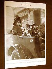 Spedizione Italia Libia nel 1911 Regina Elena a Napoli + Teatro Rosmunda Benelli