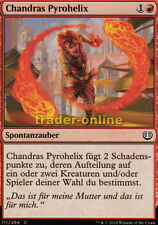 4x Chandras pyrohelix (Chandra 's pyrohelix) kaladesh Magic
