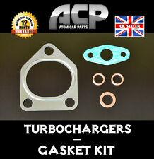 GUARNIZIONE Kit per Turbo 733701-BMW 318 D (E46) EURO 4. 115 CV, 85 KW