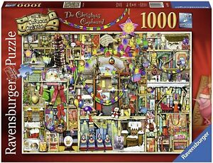 Ravensburger - Colin Thompson - Curious Cupboards No. 4 The Christmas Cupboard J