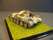 Dragon Armor #60149, T-34/76 Mod.1940, 1st Moscow Motor Rifle Div, 1941,1/72,New