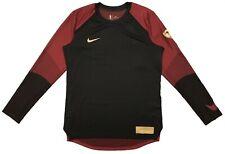Nike 2017 NBA Finals Dri-fit L/s Shooting Shirt Elite Warm up Size L Ah4029-677