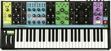 Moog Matriarch Patchable 4-Note Paraphonic Analog Synthesizer
