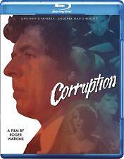 CORRUPTION BLU-RAY DVD COMBO JAMIE GILLIS VANESSA DEL RIO OVER 6K 100% FDBK NEW