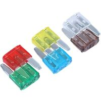 35 Piece MIXED Mini Blade Fuse AUTO Car 5 7.5 10 15 20 25 30 AMP W4Q2