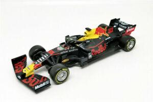 BBURAGO 1:43 Aston Martin Red Bull RB15 FORMULA F1 Max Verstappen Model CAR #33