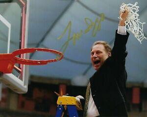 GFA Michigan State College Coach TOM IZZO Signed 8x10 Photo COA