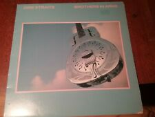 """DIRE STRAITS ORIG.VINYL ALBUM""""BROTHERS IN ARMS """"RELEASED 1985 ON    RECORDS"""