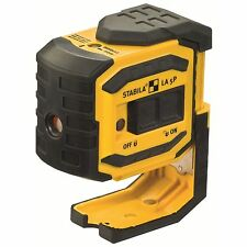 Stabila LASER LEVEL 30m 5 Point Levelling Dust and Water Protection German Brand
