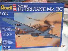 REVELL HAWKER HURRICANE Mk.IIC NEW MINT & SEALED 1/72