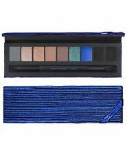 Mac-Shiny Bonito Things Vacaciones ~ ~ Ahumado~ Paleta de Sombras Azul Verde Le