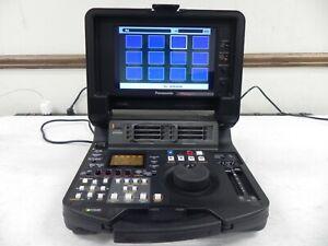 Panasonic AJ-HPM110 Mobile AVC DVCPRO HD P2 Recorder/Player(AR489)