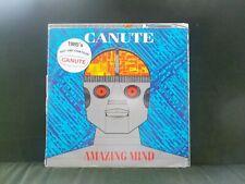 "CANUTE AMAZING MIND VINTAGE 1984 SYNTH POP DISCO 12"" VINYL"