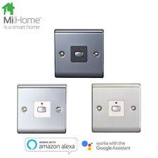 Energenie Mi|Home Smart 6mm Single Light Switch