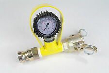 Mörteldruckmanometer 25 mm Putzmaschine Druckmanometer No1/G4 Druckmesser