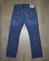 Vintage True Religion Straight Made In USA Jeans Denim W33
