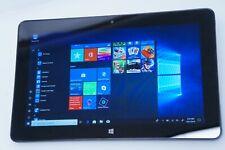 "Dell Venue 11 Pro 128GB SSD, 4GB, Wi-Fi + Cellular, 10.8"" Tablet - Black"