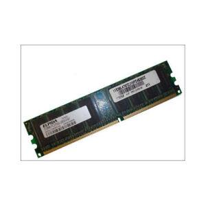 Elpida EBD52UC8AMFA-6B 512MB DDR333 NON-ECC Desktop Memory
