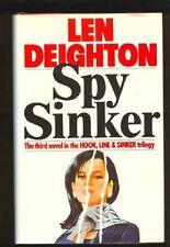 Spy Sinker,Len Deighton