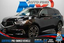 2017 Acura Mdx Clean Carfax, 1 Owner, Awd, Navigation, Advance Pk