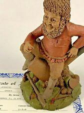 Smoky 1983 Tom Clark Gnome Figurine Coa No Story 11