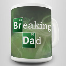 Breaking Dad Gift Mug - Just for father, Inspired by Breaking Bad