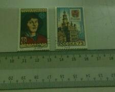 Romania 1973 stamp 275 L Posta Romana N. Copernic Poznan Polska '73