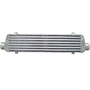 """CXRacing Universal 27.5"""" Turbo Intercooler 2"""" Inlet&Outlet For B16 B17 CIVIC"""