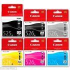 6 x Canon Original OEM Pixma Cartuchos De Inyección Tinta Para MG8150, MG 8150