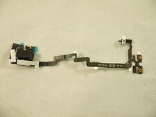 NEW Black Headphone Audio Jack Flex Cable 821-1279-A For iPhone 4 CDMA A1349