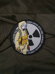S.T.A.L.K.E.R. Shadow of Chernobyl STALKER Airsoft Russian Morale Military Patch