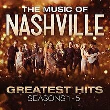 Nashville Cast - The Music Of Nashville: Greatest Hits Seasons 1-5 Box set (CD)