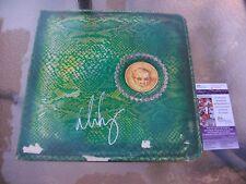 ALICE COOPER BILLION DOLLAR BABY SIGNED LP RECORD VINYL JSA