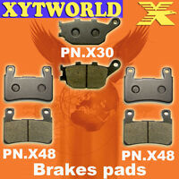 FRONT REAR Brake Pads for HONDA CB 1300 F3/F13 Super Four 2003 2004