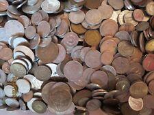 1 Kg Münzen DDR ab 1950 - Kilo - Kilogramm Ostdeutschland