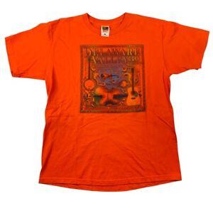 2001 Delaware Valley Bluegrass Festival vintage t-shirt large