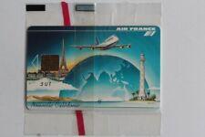 Télécarte à puce Nouvelle-Calédonie Air France NC44 numérotée NSB 1996 (55339)