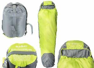 Summit Ultra Lite Mummy Sleeping Bag 600g Lightweight Travel 1-2 Season Camping