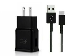 Adaptive Fast Charging Type C Cable +Wall Charger Adapter USB-C Cord For OnePlus