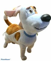 """The Secret Life of Pets Max The Dog Plush Stuffed Animal New With Tag Approx 12"""""""