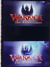 "35mm Theatrical Trailer ""WARLOCK THE ARMAGEDDON"" 1993 Julian Sands"